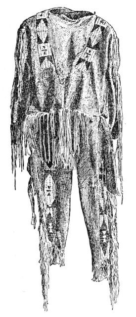 Indian Costume (Male).
